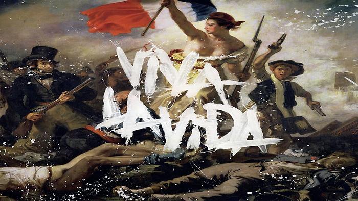 Viva La Vida Anton Corbijn Version