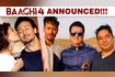 Tiger Shroff's Baaghi 4 Announced  Will Jacqueline Fernandez Play Lead Heroine