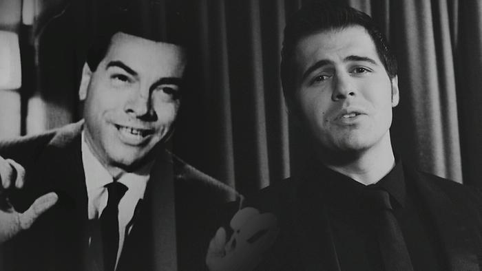 Because Youre Mine Virtual Duet with Mario Lanza