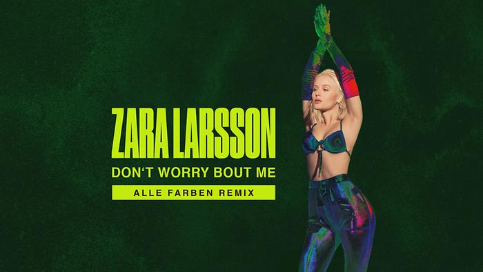 Dont Worry Bout Me Alle Farben Remix  Audio