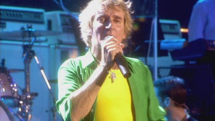 Youre In My Heart from One Night Only Rod Stewart Live at Royal Albert Hall