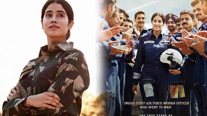 Download Jhanvi Kapoor S Movie Gunjan Saxena The Kargil Girl Video Song From Bollywood Gossip Video Songs Hungama