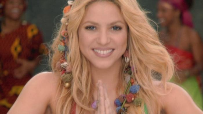 Waka Waka This Time For Africa Featuring Freshlyground Video  New Version