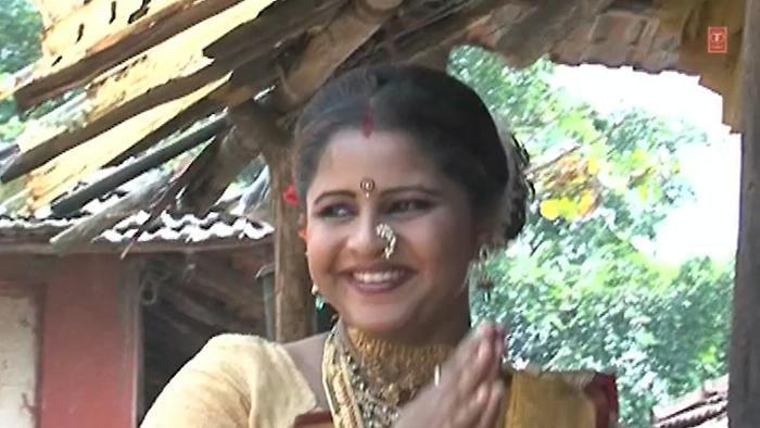 Saptashrungi Aaicha Chabina