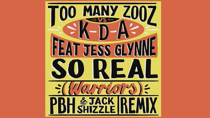 So Real Warriors PBH  Jack Shizzle Remix Audio