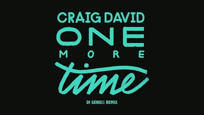 One More Time Di Genius Remix Audio