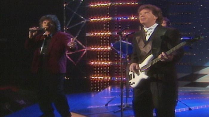 Moskau im Regen ZDF Hitparade 10011990 VOD