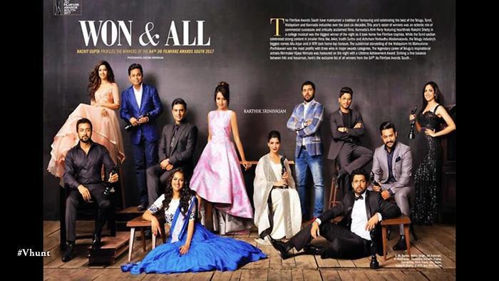 Filmfare Award Winners In Single Photo