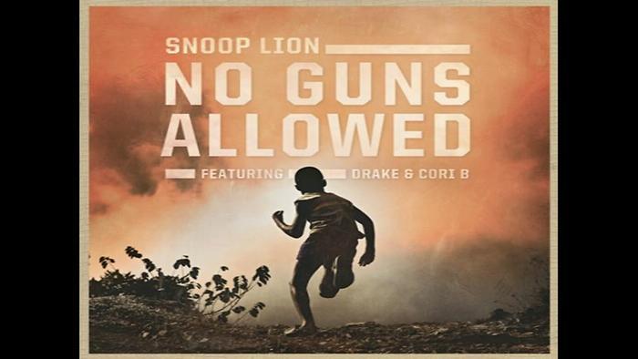 No Guns Allowed Audio