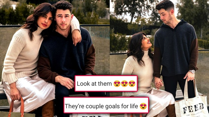Priyanka Chopra And Nick Jonas Latest Photoshoot For A Cause Fans REACT