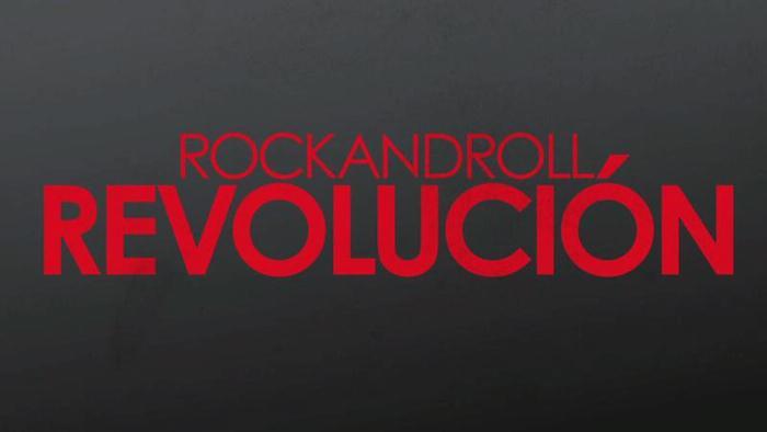 Rock and Roll Revolution Lyric Video