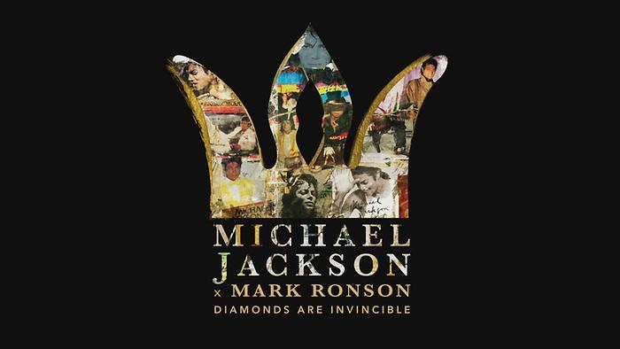 Michael Jackson x Mark Ronson Diamonds are Invincible Audio