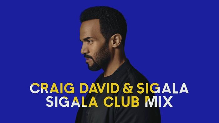 Aint Giving Up Sigala Club Mix Audio