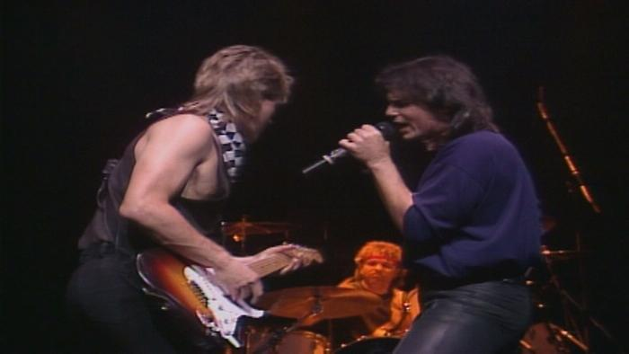 Feels Like Love Live in Japan 1985