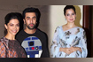 Kangana Ranaut Takes A Dig On Deepika Padukone And Ranbir Kapoor