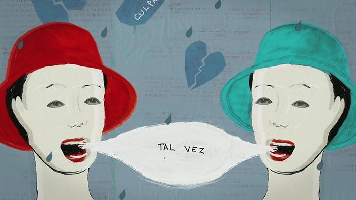 Ni Tú Ni Yo Lyric Video
