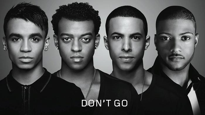 Dont Go Official Audio