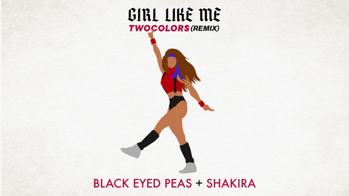 GIRL LIKE ME twocolors extended  Official Audio
