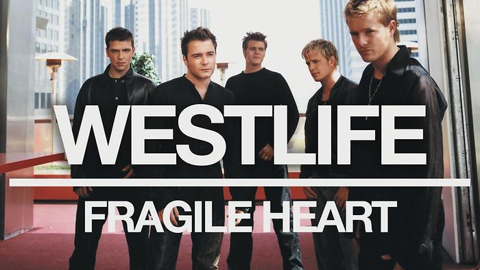 Fragile Heart Official Audio