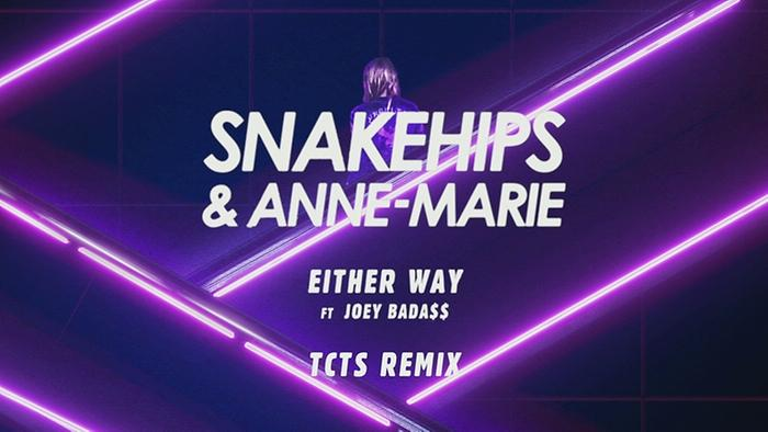 Either Way TCTS Remix Audio