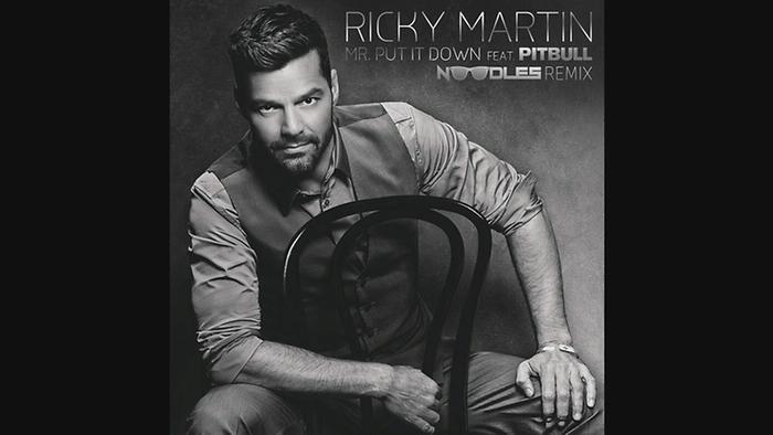 Mr Put It Down Noodles Remix  Dub MixCover Audio