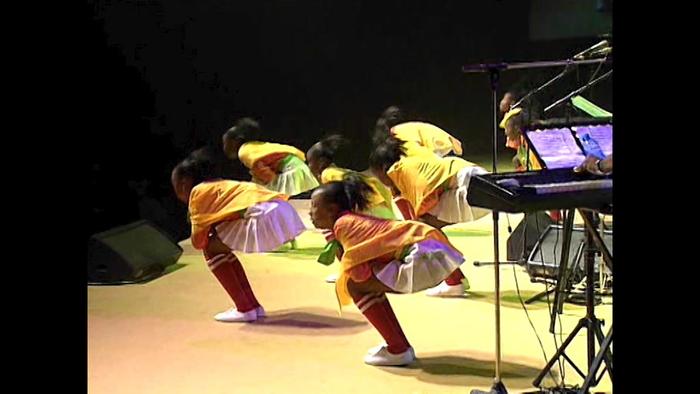 Dance Praise Live at Sun City Superbowl North West Province 2007
