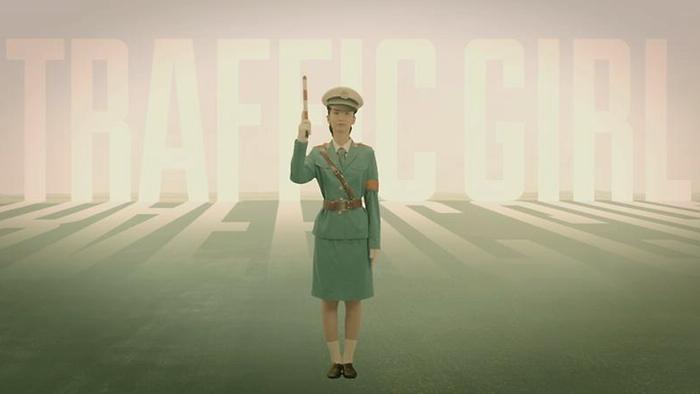 Traffic Girl Official Music Video