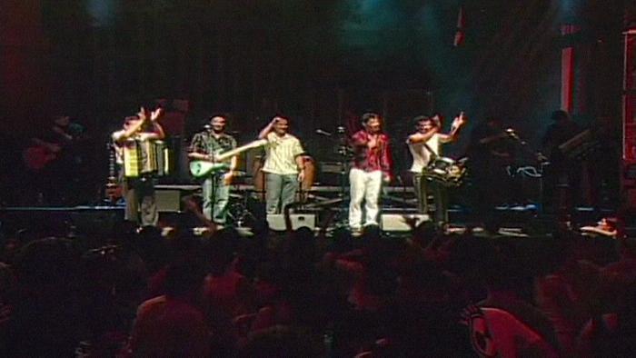 Cabo Tenório Live from Casa Das Caldeiras Sao Paulo Brazil2005