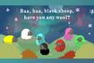 Baa, Baa, Black Sheep Official Lyric Video