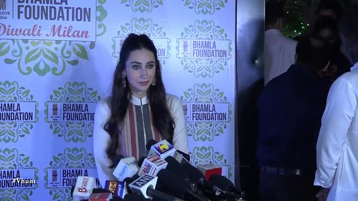 Karishma Kapoor Excited For Taimurs 1st Bithday