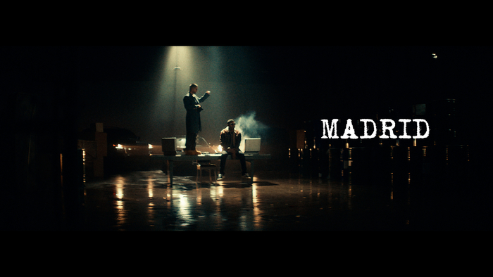 Madrid Official Video