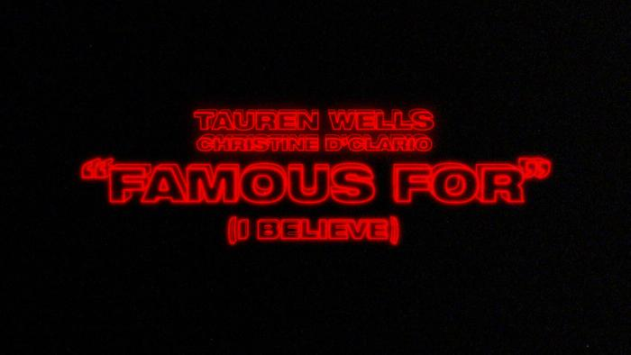 Famous For I Believe SpanishEnglish Version Official Lyric Video