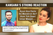 Kangana Ranaut ANGRY Reaction On Cricketer Shakib Al Hasans Apology For Attending Kali Puja
