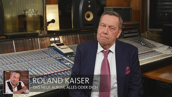 Roland Kaiser beantwortet Eure Fragen Teil 5  Alles oder Dich