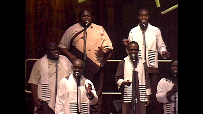 The Lord Will Live at Sun City Superbowl North West Province 2007