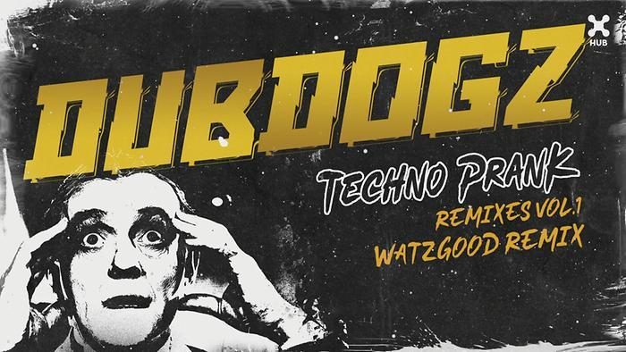 Techno Prank Watzgood Remix Áudio Oficial
