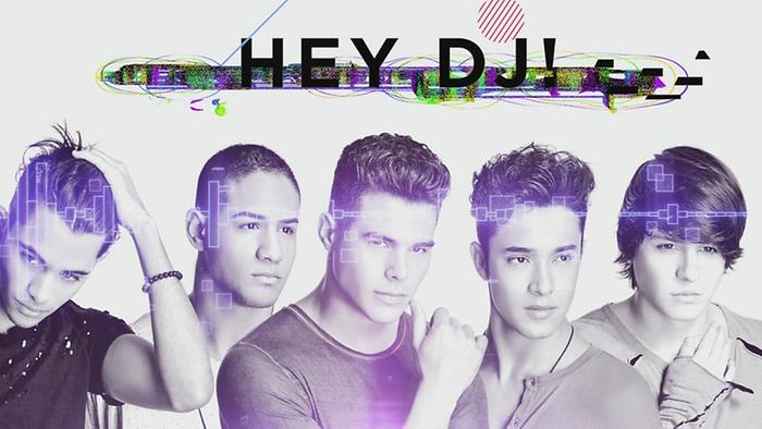 Hey DJ Audio