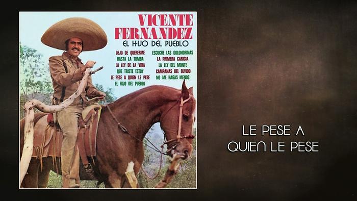 Le Pese a Quien Le Pese Cover Audio