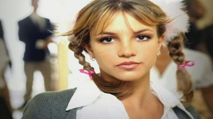 Baby One More Time Official Music Video