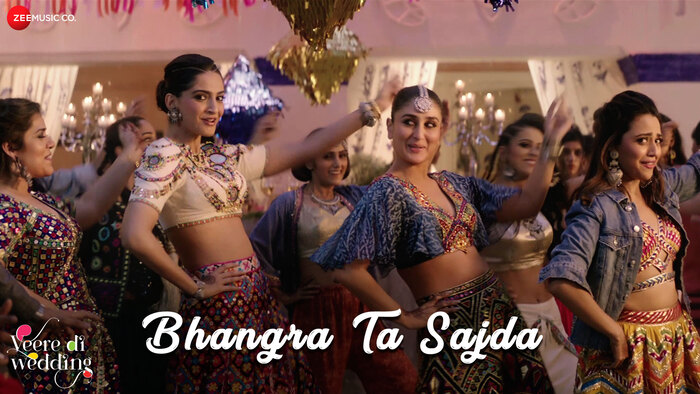 Bhangra Ta Sajda No one gives a damn