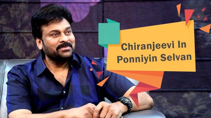 About Chiranjeevi Ponniyin Selvan Web Series