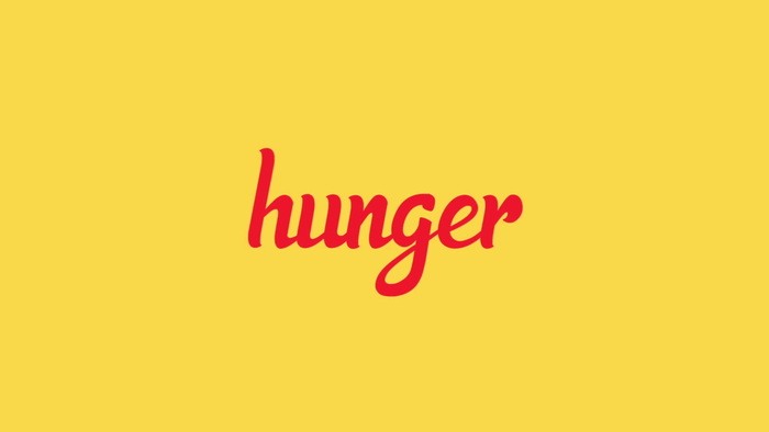 hunger Lyric Video