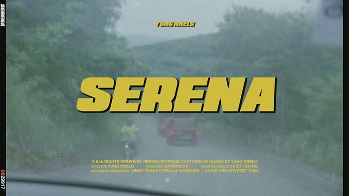 Serena Official Video
