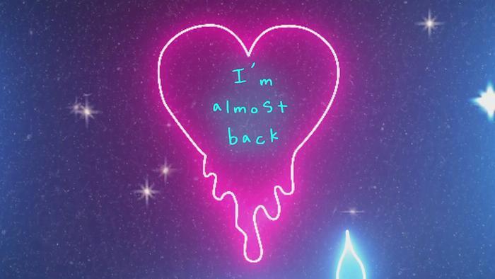 Almost Back Lyric