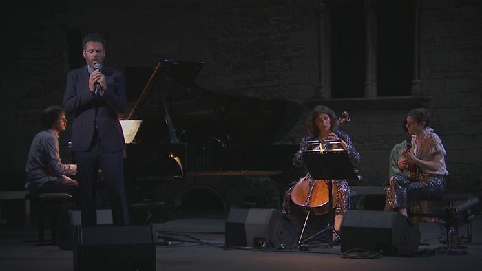 En sourdine Live à Avignon 2018