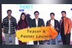 Teaser Poster Launch Of Movie Return Ticket