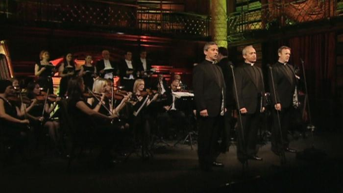 Amazing Grace Live from The Gladstone Library London