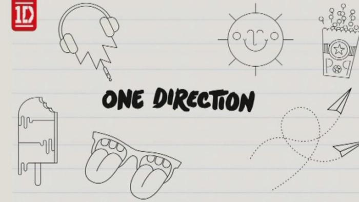 What Makes You Beautiful Lyric Video