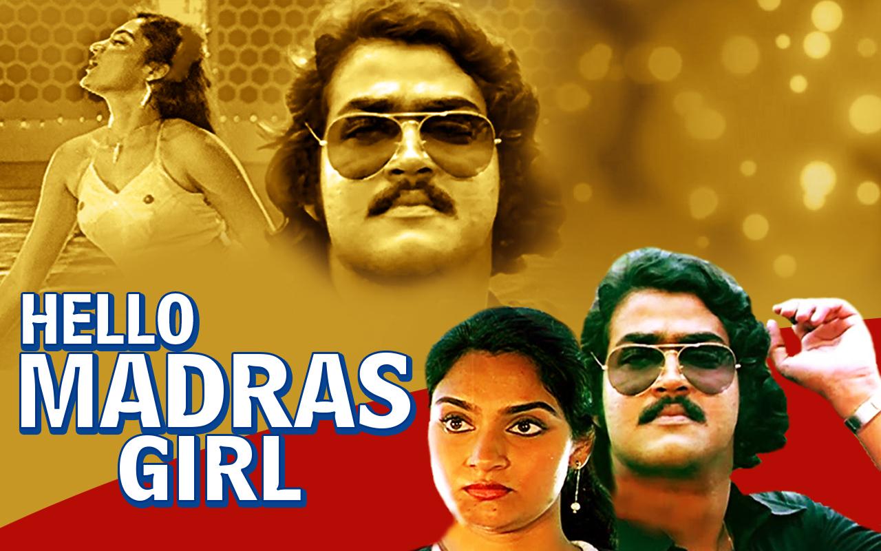 Hello Madras Girl