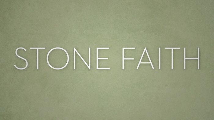 Stone Faith Lyric Video